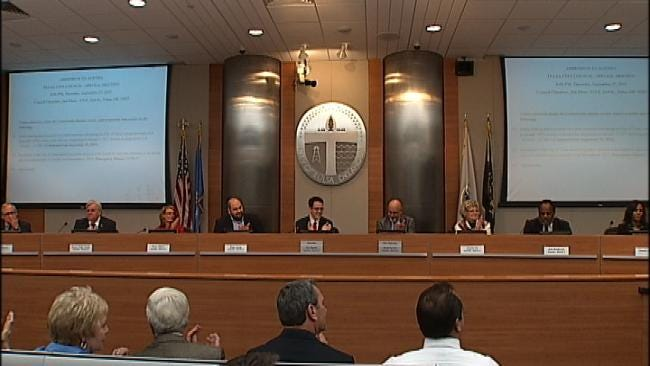 Tulsa City Council Settles On Wish List Of Vision2 Projects