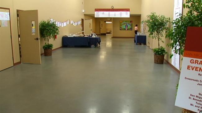 Tulsa Catholic Middle School Students Get New Building