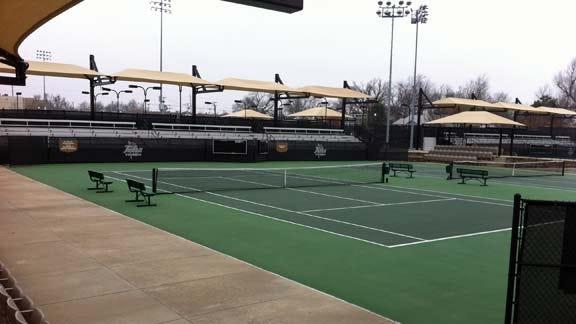 Tulsa Men's Tennis To Host ITA All-American Championships