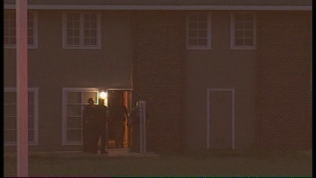 Man Killed In Shooting At West Tulsa Apartment Complex Is Identified