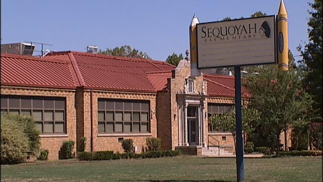 TPS Offers Empty Elementary Building To Students Of Burned Tulsa School