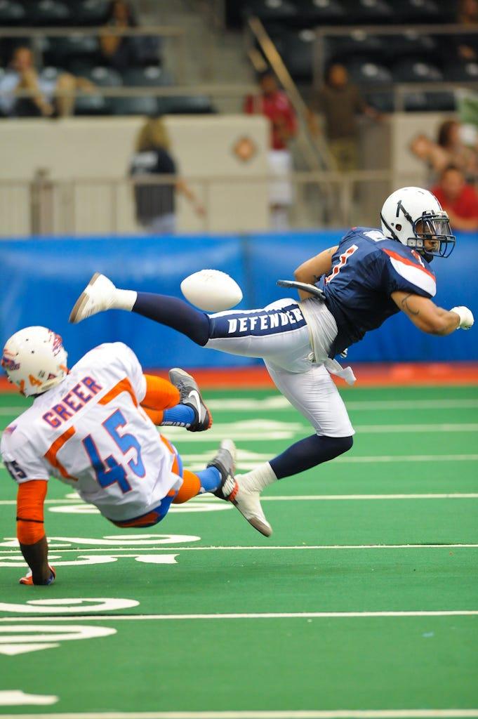 Tulsa Pro Football Team Looks To New Season, New Home Arena