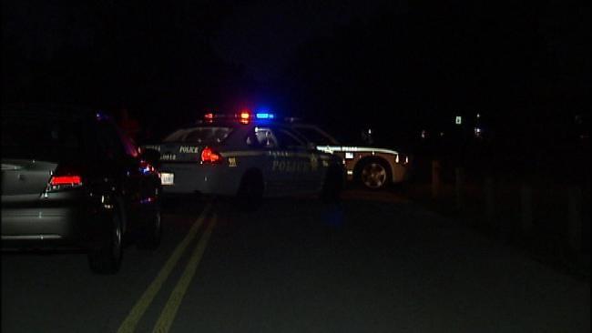 Tulsa Police Investigate Man's Death Following Crash On Riverside Drive