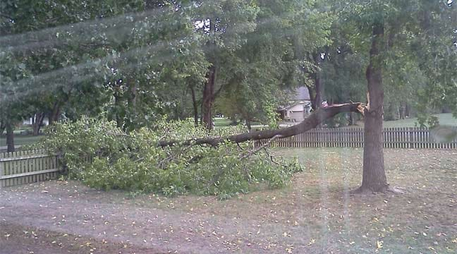 Fatalities, Damage Reported In Northeast Oklahoma Storm