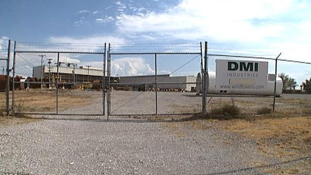 Texas Firm To Buy Port Of Catoosa Wind Tower Plant