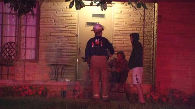 Unexplained Explosion Rocks Midtown Tulsa Home