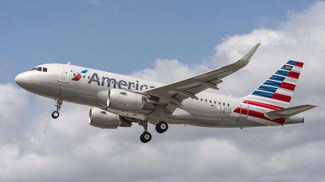 Justice Department Challenges American Airlines/US Airways Merger