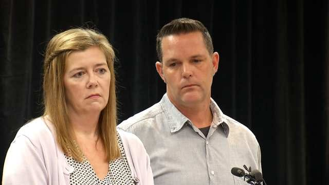 'Baby Veronica' Adoptive Parents Hold News Conference In Tulsa