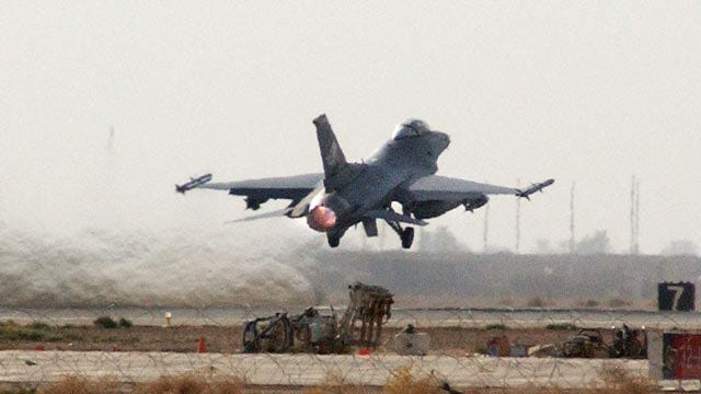 300 Oklahoma Air National Guard To Deploy To Afghanistan