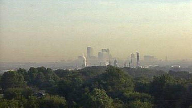 Thursday Declared Ozone Alert Day For Tulsa Area