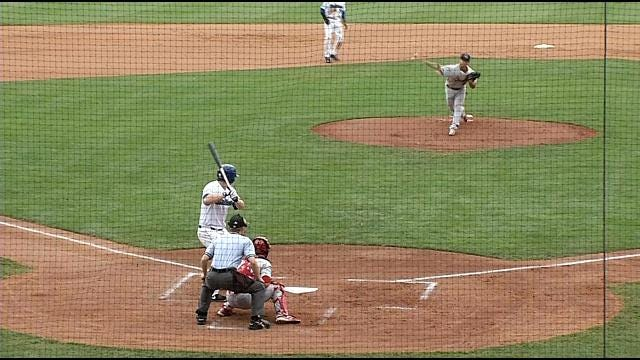 Drillers Pitching Shuts Out Arkansas