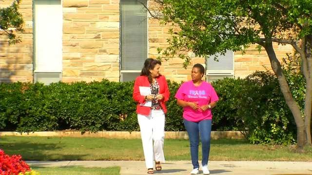Breast Cancer Survivor Looks Forward To This Year's Komen Race For The Cure