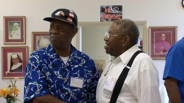 Graduates Of Tulsa's First Black Catholic School Reunite