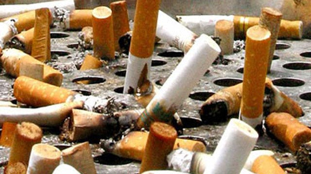 Number Of Cigarette Smokers At Record Low In Oklahoma