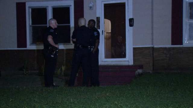 Police Arrest Two For Armed Robbery After Tulsa Man Found Shot
