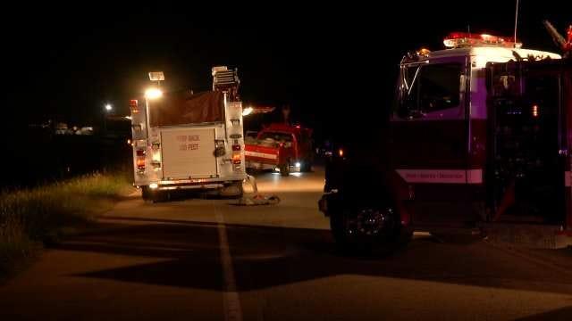Salina Man In Jail On 4 Manslaughter Complaints After Fatal Kellyville Crash