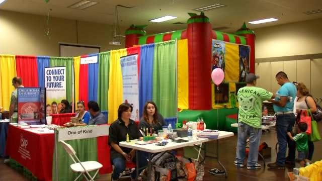 Tulsa's Hispanic Chamber Holds Its First Business, Career Fair