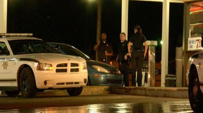 Juvenile Stabbing Victim Runs From Tulsa Police