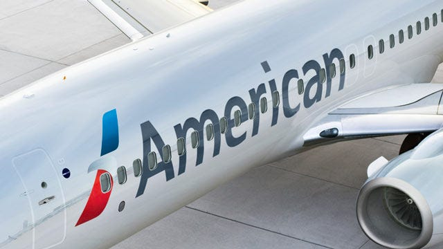 American Airlines' July Profit Doubles