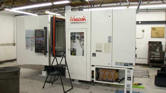 CEO Says New Machine Good For Tulsa Manufacturing Industry