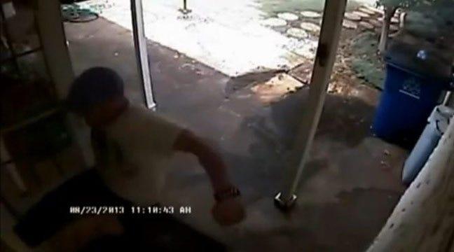 Police Seek To ID Man Who Burglarized Midtown Tulsa Home