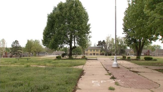 Site Of Burned Barnard Elementary To Become Homes, Park