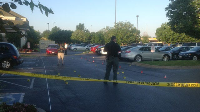 Detective Calls Officer-Involved Shooting Near Airport Textbook Self-Defense