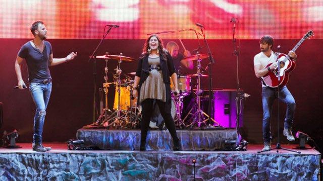 Lady Antebellum To Return To Tulsa's BOK Center In 2014