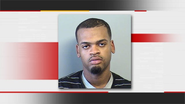Tulsa Man Sentenced To 10 Years In Prison For Motel Robbery