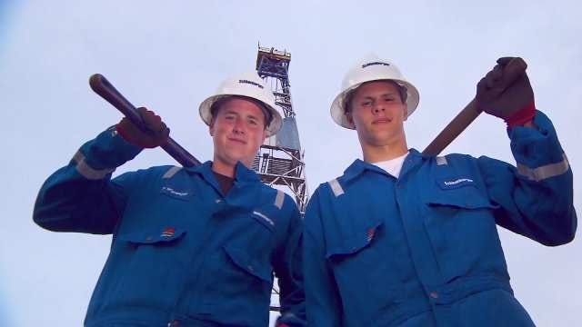 Oklahoma Oilfield Workers To Compete On 'The Amazing Race'