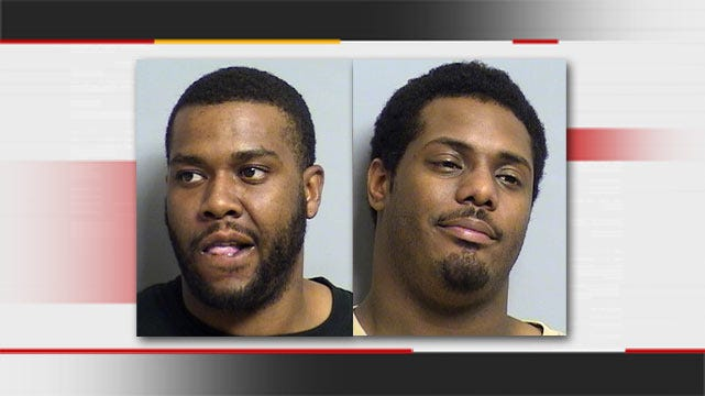 Police Arrest Two For Breaking Into Cars At Tulsa Motel