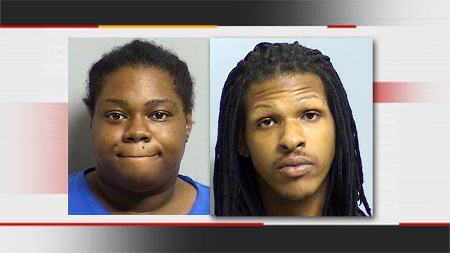 Police: Tulsa Couple Arrested For Smoking Marijuana, Driving With Toddler In Car