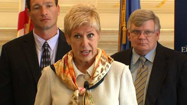State Superintendent Says Oklahoma Schools' Test Scores Down