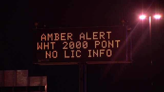 State's Amber Alert Coordinator Says 'Err On The Side Of Caution'