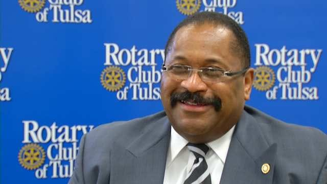 Tulsa Music Minister Recounts March On Washington 50 Years Ago