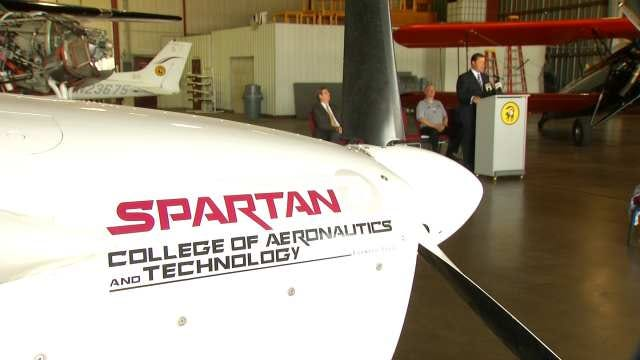 Tulsa's Spartan College Win $12 Million Air Force Contract