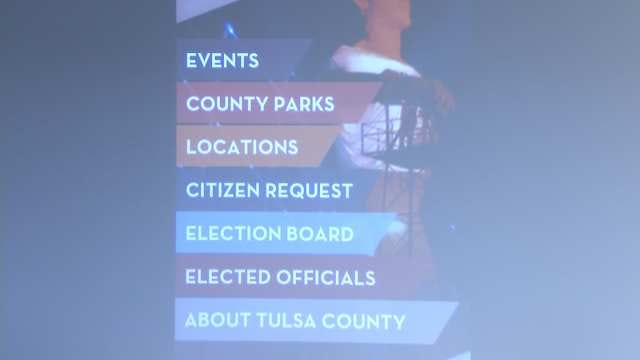 Tulsa County Launches Mobile App