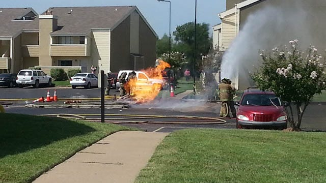 Union Accepting Donations For City Worker Injured In Gas Line Fire