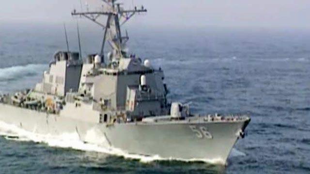 U.S., Russia Increase Naval Presence In Gulf Region
