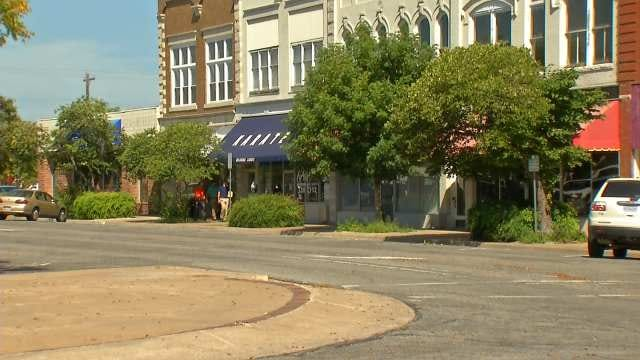 Bartlesville Business Frustrated Over Downtown Remodel Progress