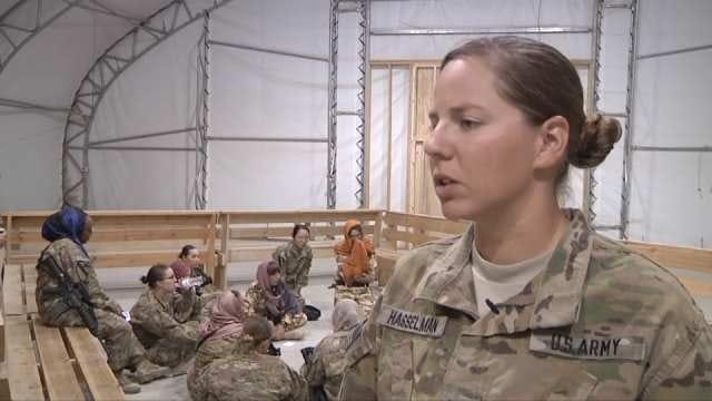 Broken Arrow Army Captain Building Trust In Afghanistan