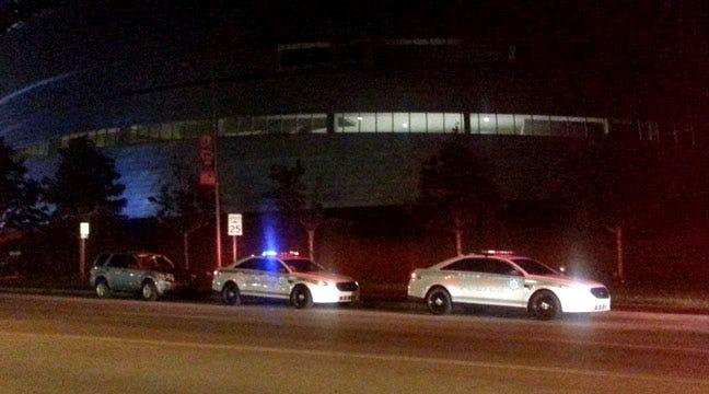 Pedestrians Find Body Outside Tulsa's BOK Center