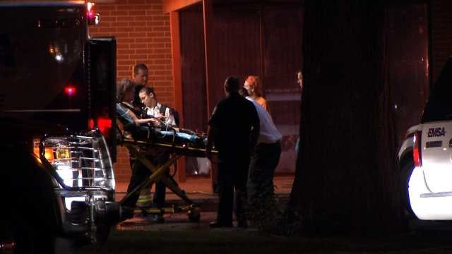 Stabbed Tulsa Woman Not Cooperating With Police
