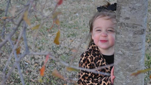 Owasso Toddler Who Nearly Drowned In 2012 Dies; Funeral Set