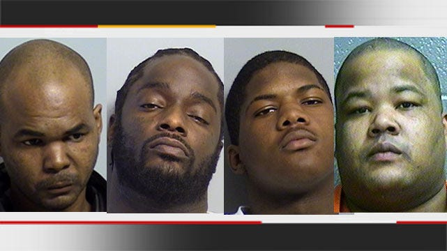 2 Alleged Tulsa Gang Members Charged With Killing Federal Witness