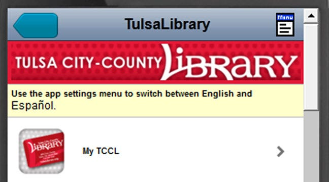 Tulsa Library App Updated For Smart Phones