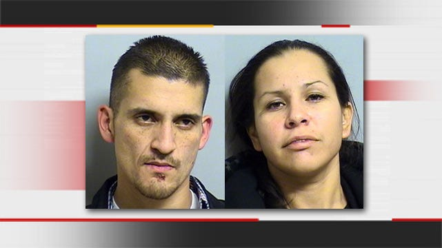 Tulsa Police Arrest Two Convicted Felons After Pursuit