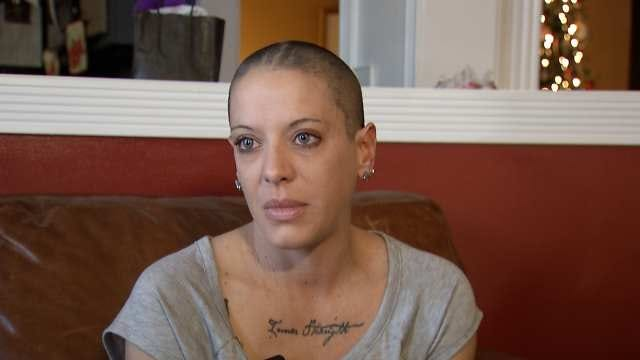 Tulsa Domestic Abuse Victim Turns Experience Into Something Positive