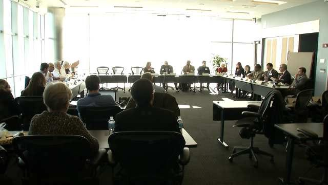City Council, State Legislators Meet To Share Ideas For Tulsa