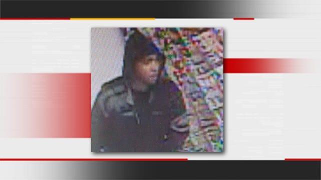 Deputies Seek ID Of West Tulsa EZ Mart Armed Robber